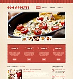 Moto CMS HTML Template #45106