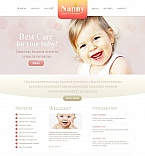 Moto CMS HTML Template #45446