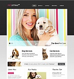 Moto CMS HTML Template #45448