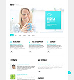 WordPress Template #45577