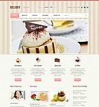 Stretched Flash CMS Theme Template #45671