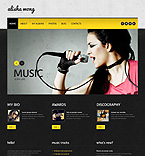 WordPress Template #45880