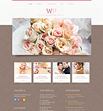 WordPress Template #45883