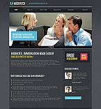 Moto CMS HTML Template #45896