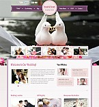 Stretched Flash CMS Theme Template #45982