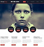 Stretched Flash CMS Theme Template #46051