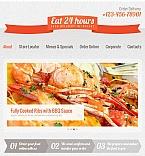 Facebook HTML CMS Template Template #46240