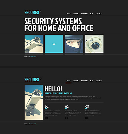 Security Most Popular website inspirations at your coffee break? Browse for more JavaScript Based #templates! // Regular price: $67 // Sources available: .HTML,  .PSD #Security #Most Popular #JavaScript Based