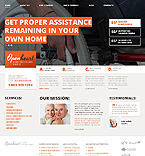 WordPress Template #46380