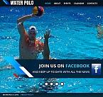 Facebook HTML CMS Template Template #46484