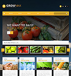 WordPress Template #46545