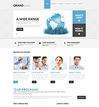 WordPress Template #46568
