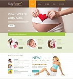 Moto CMS HTML Template #46583