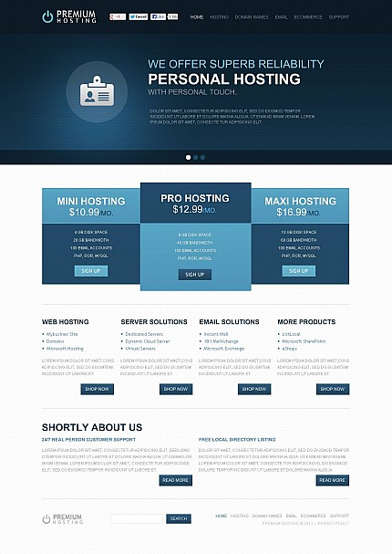 Hosting website inspirations at your coffee break? Browse for more Stretched Flash CMS Theme #templates! // Regular price: $99 // Sources available:.XFL #Hosting #Stretched Flash CMS Theme