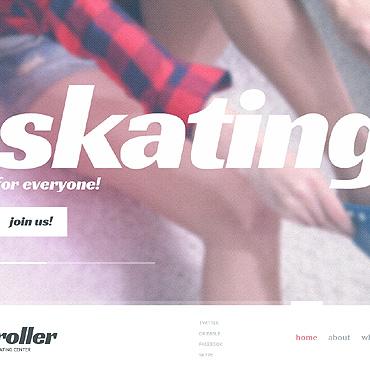 Website Template # 46715