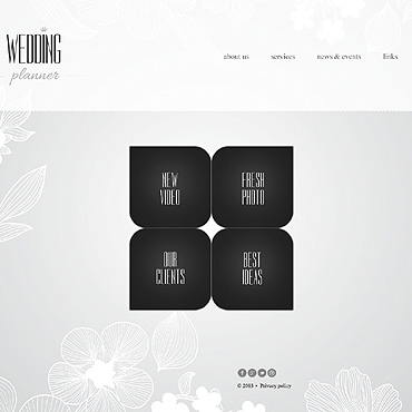 Website Template # 46719