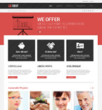 WordPress Template #46729