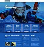 Moto CMS HTML Template #46756