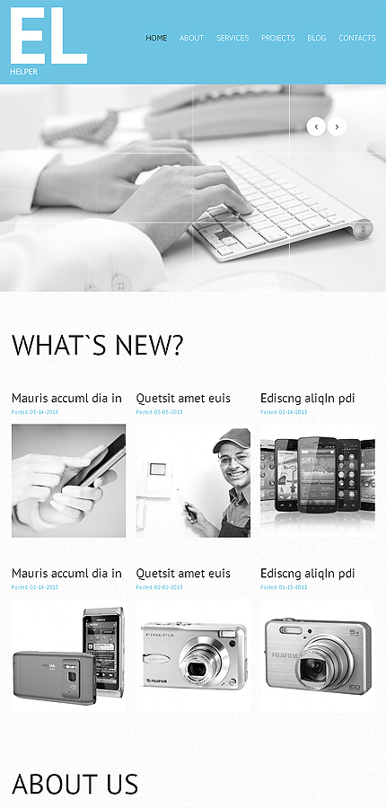 Electronics Most Popular website inspirations at your coffee break? Browse for more WordPress #templates! // Regular price: $75 // Sources available: .PSD, .PHP, This theme is widgetized #Electronics #Most Popular #WordPress