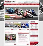 Moto CMS HTML Template #47195