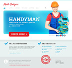 WordPress Template #47230