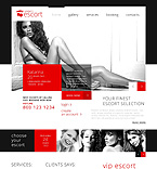 Responsive JavaScript Animated Template #47478