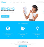 WordPress Template #47537