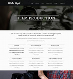Responsive JavaScript Animated Template #47548