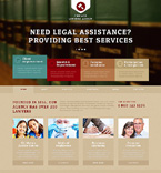 Lawyer Agency Joomla Template