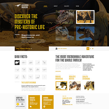 WordPress Theme # 47786