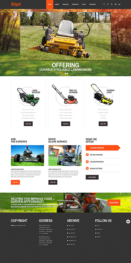 Exterior Design Most Popular website inspirations at your coffee break? Browse for more WordPress #templates! // Regular price: $75 // Sources available: .PSD, .PHP, This theme is widgetized #Exterior Design #Most Popular #WordPress