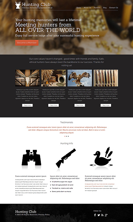 Sport Most Popular website inspirations at your coffee break? Browse for more Drupal #templates! // Regular price: $75 // Sources available: .PSD, .PHP #Sport #Most Popular #Drupal