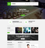 Download Template Monster Website Template 47897