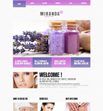 WordPress Template #47993