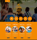 Download Template Monster Website Template 48032