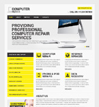 Download Template Monster Website Template 48138