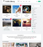 Download Template Monster Website Template 48144