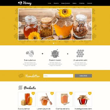 Website Template # 48175