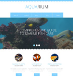Responsive JavaScript Animated Template #48225