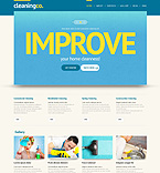 WordPress Template #48343