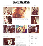 WordPress Template #48361