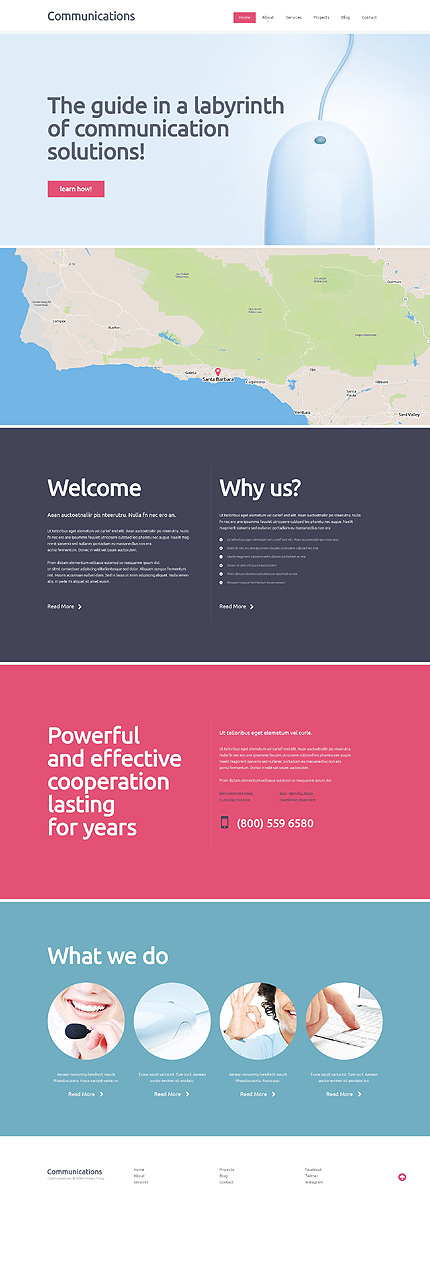 Communications Most Popular website inspirations at your coffee break? Browse for more WordPress #templates! // Regular price: $75 // Sources available: .PSD, .PHP, This theme is widgetized #Communications #Most Popular #WordPress