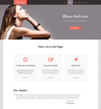 WordPress Template #48470