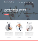 WordPress Template #48606