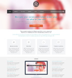Community Center WordPress Template