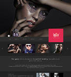 Responsive JavaScript Animated Template #48655