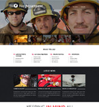 Download Template Monster Website Template 48657