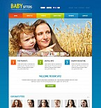Stretched Flash CMS Theme Template #48681