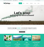 Environment Protection WordPress Template