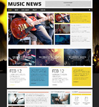 WordPress Template #48844